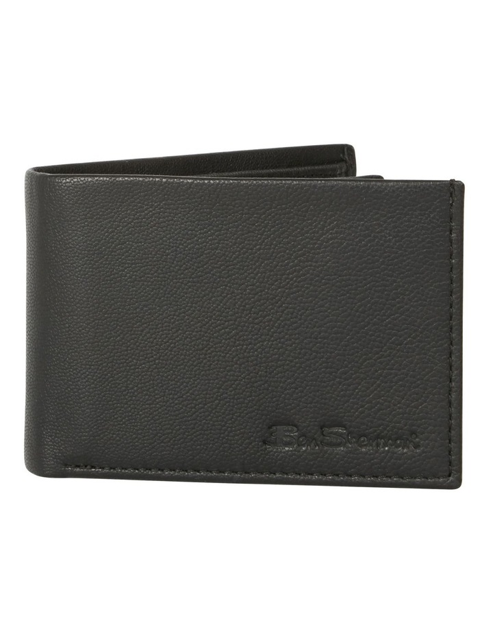 Bi-Fold Wallet With Coin Pocket image 1