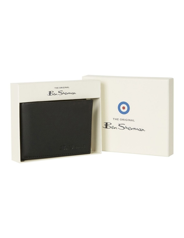 Bi-Fold Wallet With Coin Pocket image 3