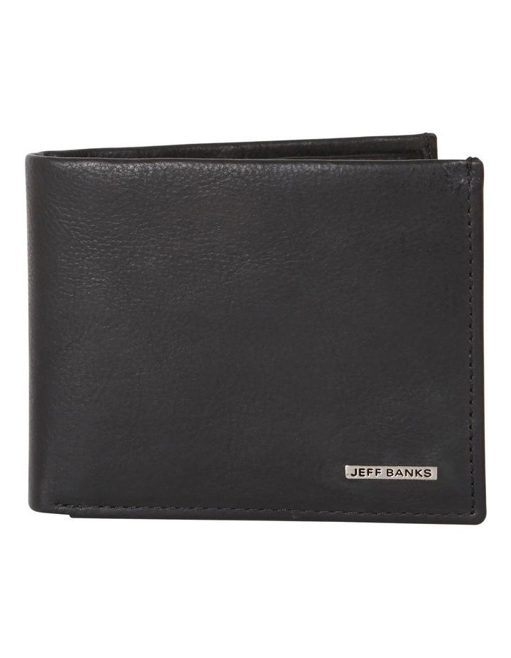 Bi-Fold Wallet With Coin Pocket image 1