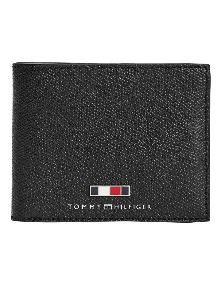 Business Mini CC Black Wallet image 1