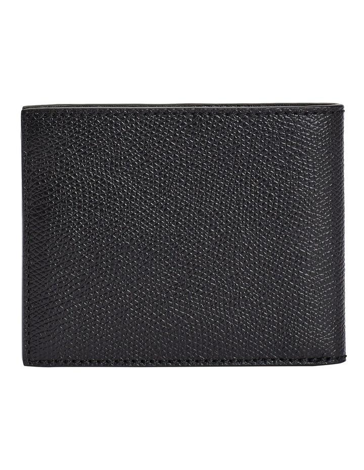 Business Mini CC Black Wallet image 2