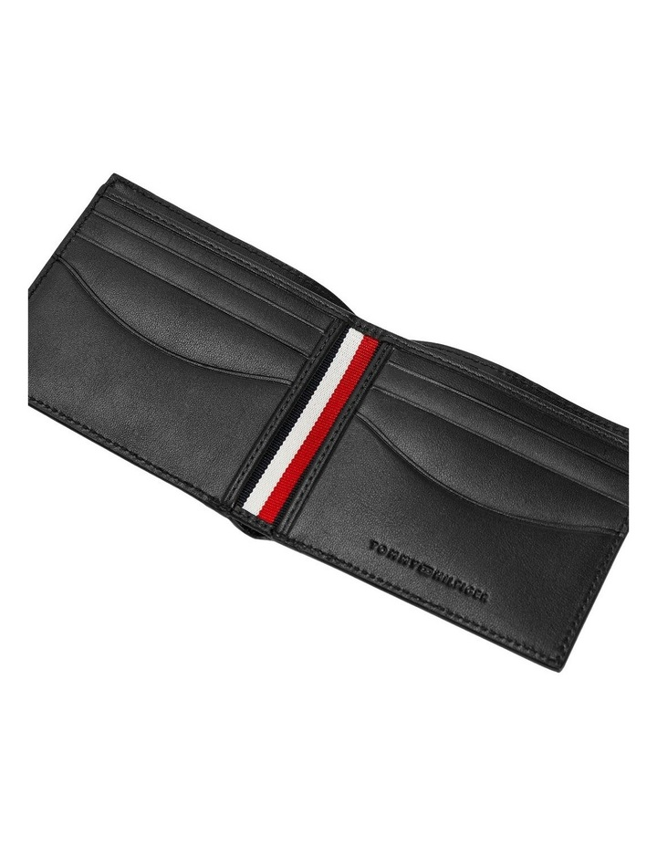 Business Mini CC Black Wallet image 3