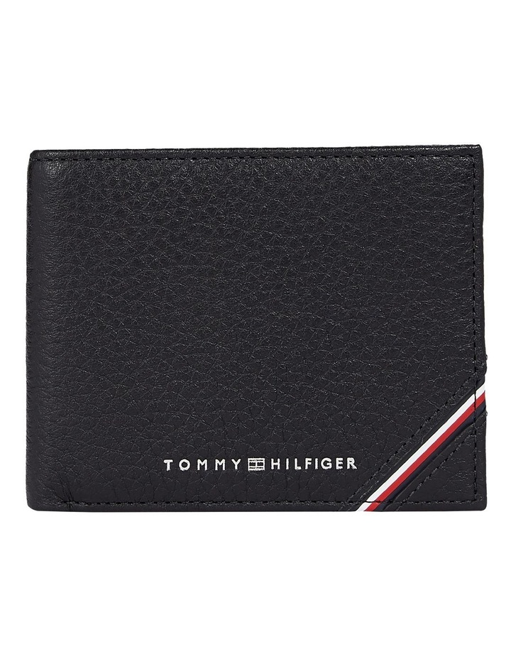 Downtown Mini Credit Card Wallet Black image 1