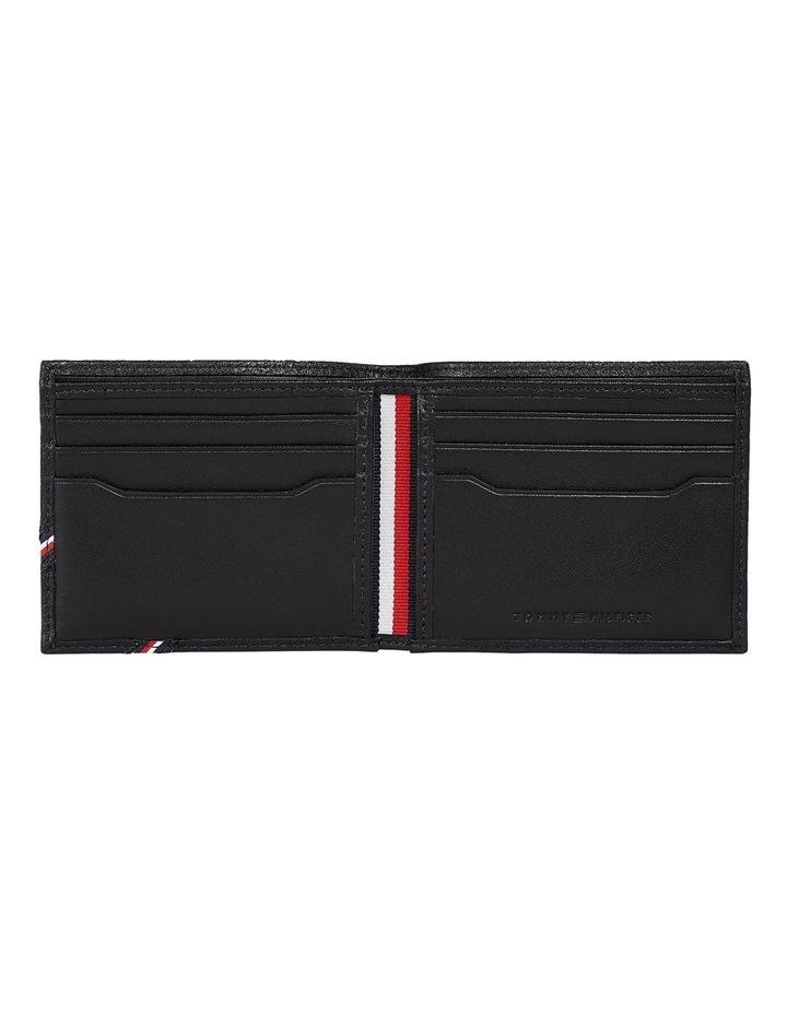 Downtown Mini Credit Card Wallet Black image 2