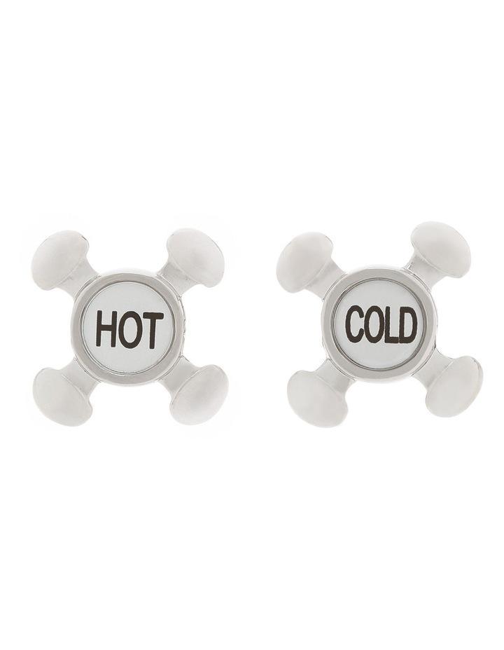 Hot & Cold Cufflinks image 1