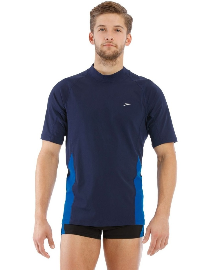 Flow Regular Short Sleeve Rash Top image 1