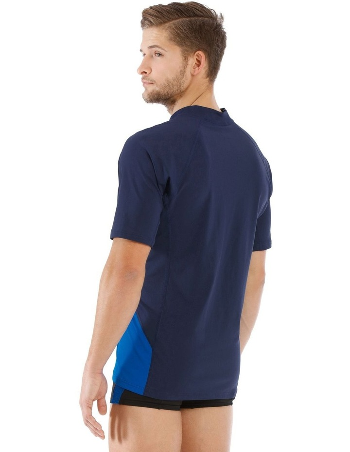Flow Regular Short Sleeve Rash Top image 2