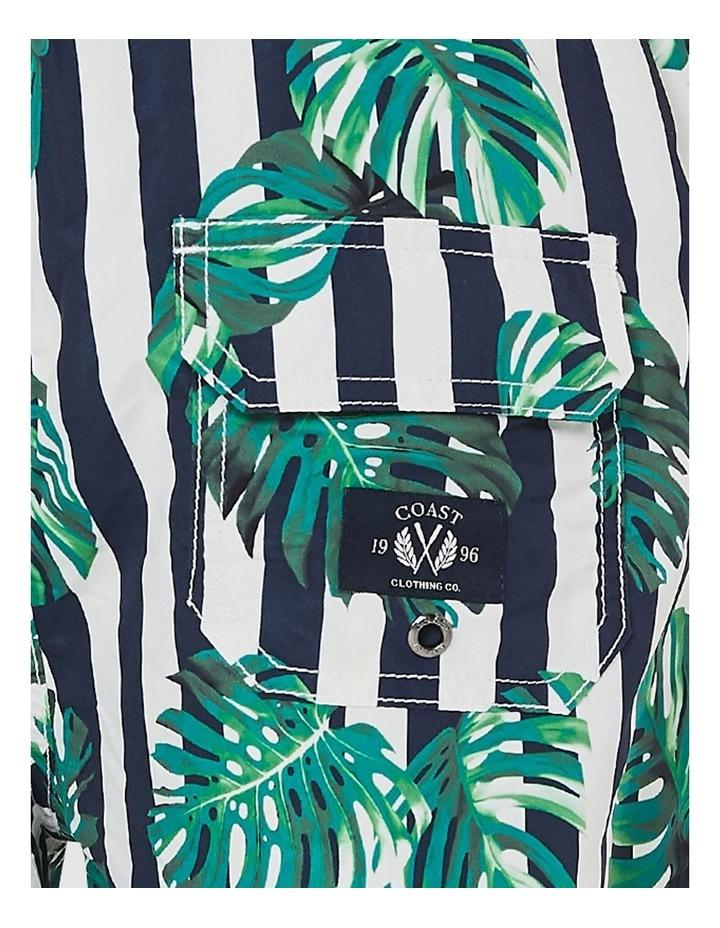 Stripe Leaf Board Short image 6