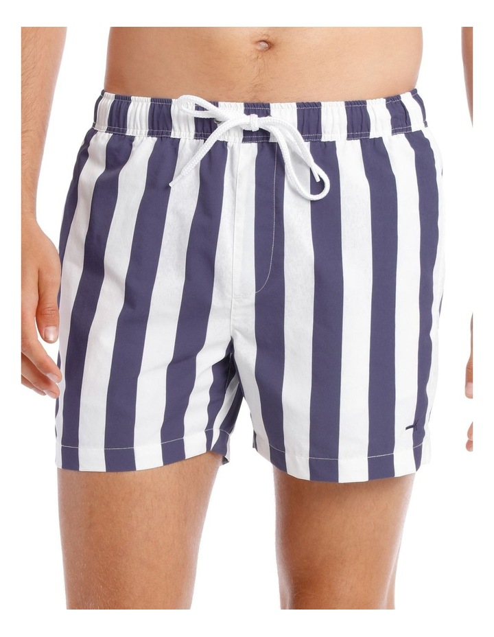 Stripe Swim Short image 1