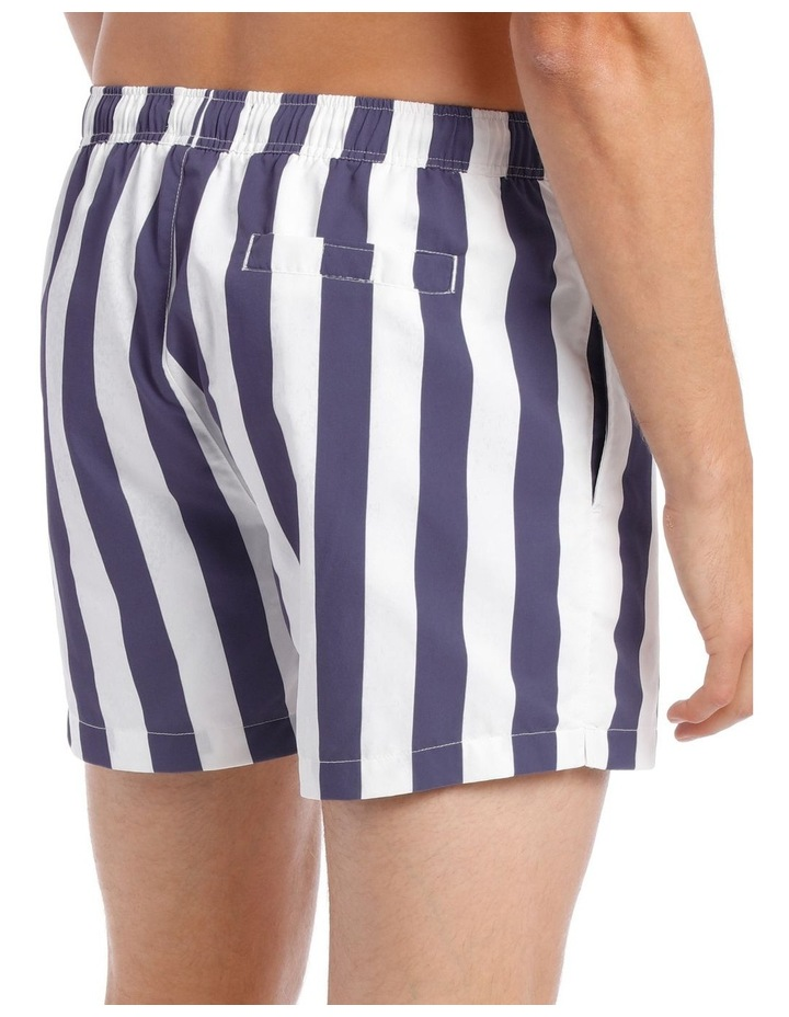 Stripe Swim Short image 2