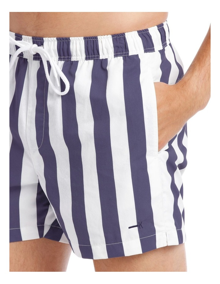 Stripe Swim Short image 3
