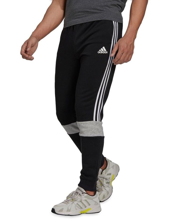 Essentials Fleece Colorblock Pants image 1