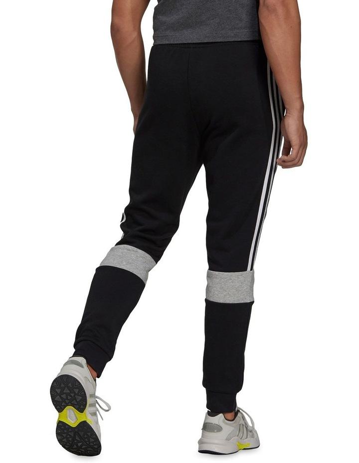 Essentials Fleece Colorblock Pants image 2