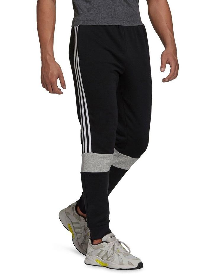 Essentials Fleece Colorblock Pants image 3