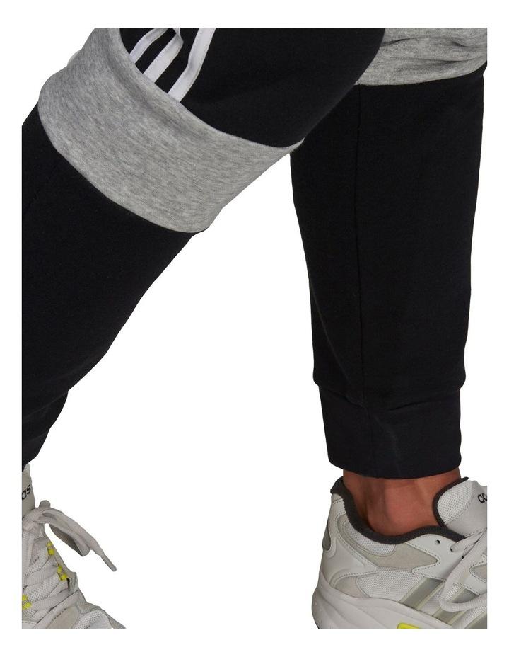 Essentials Fleece Colorblock Pants image 5