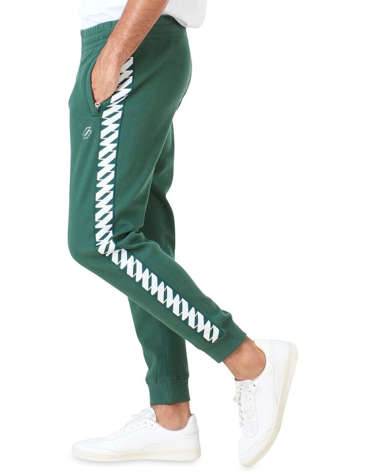 Tape Trackpant Green image 3