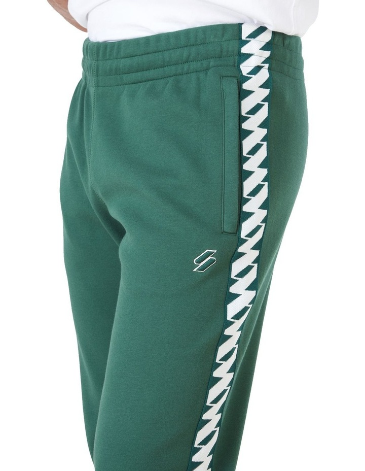 Tape Trackpant Green image 5