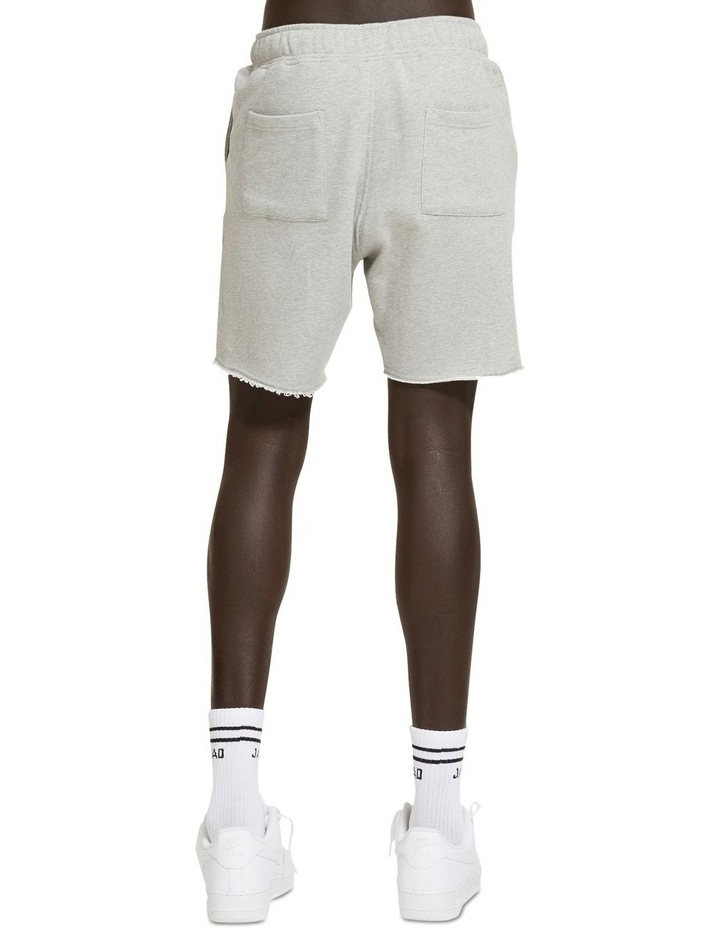 Core Grey Fleece Short image 3