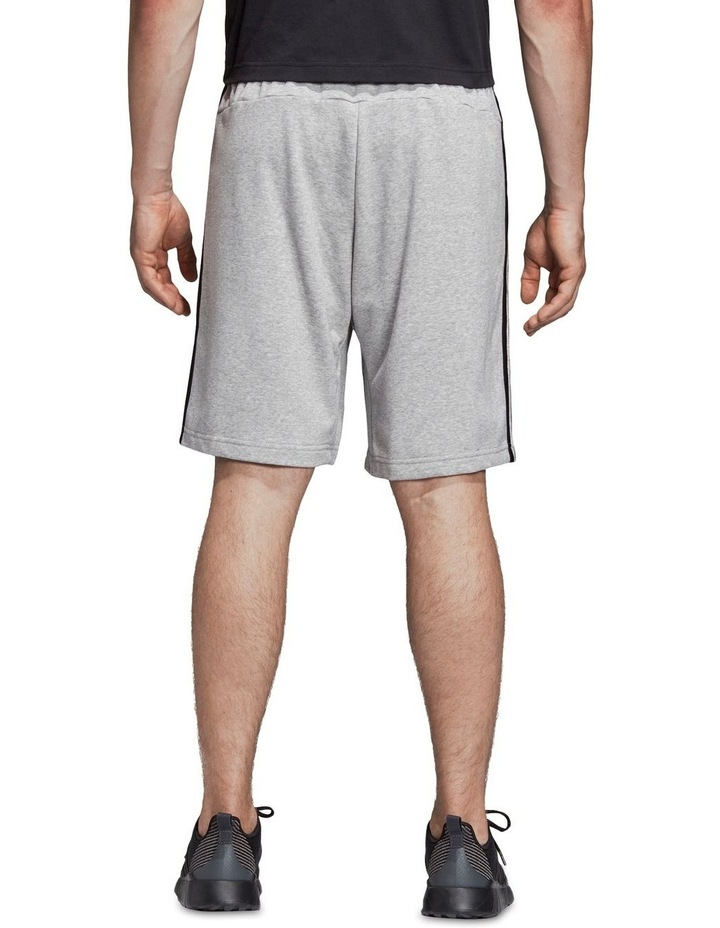 Essentials 3-Stripes French Terry Shorts image 2
