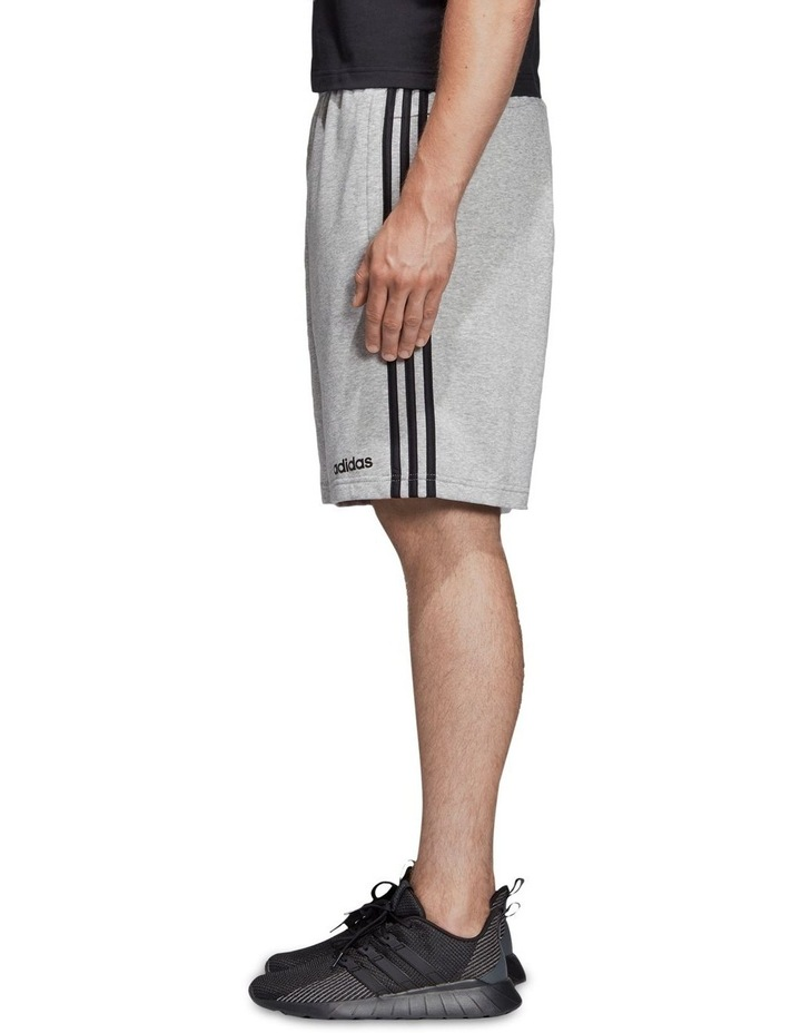 Essentials 3-Stripes French Terry Shorts image 3