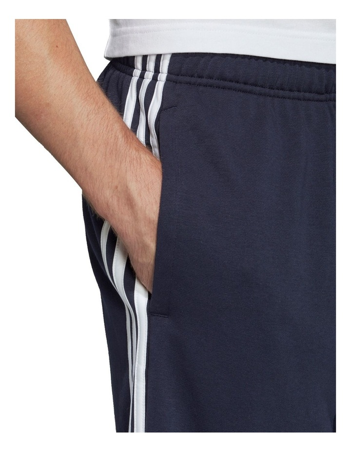 Essentials 3-Stripes Short French Terry image 3