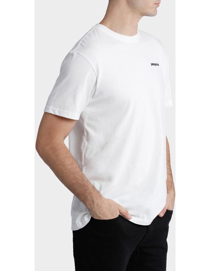 M'S P-6 Logo Cotton T-Shirt image 3