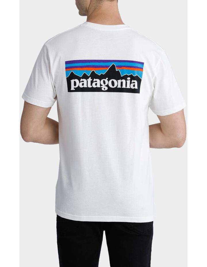 M'S P-6 Logo Cotton T-Shirt image 5
