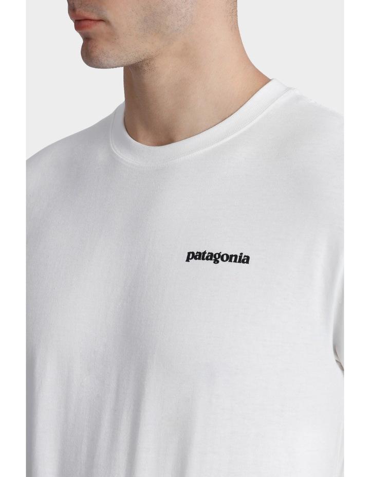 M'S P-6 Logo Cotton T-Shirt image 7