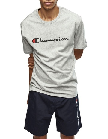 770629fbbd1f Champion Script Short Sleeve Tee