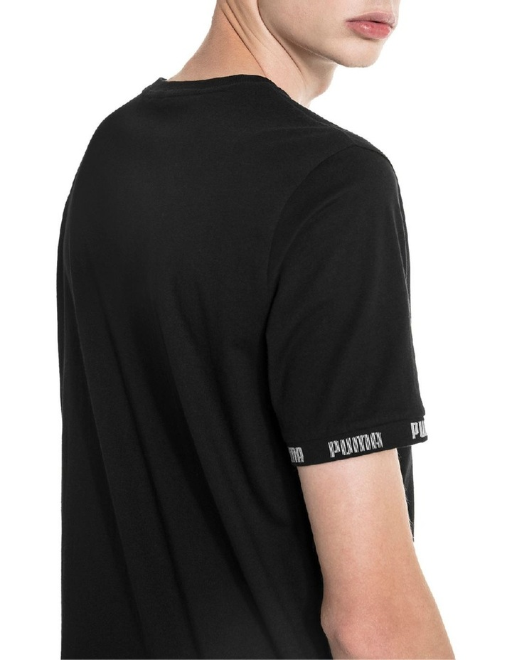 PUMA Amplified Big Logo Tee image 4