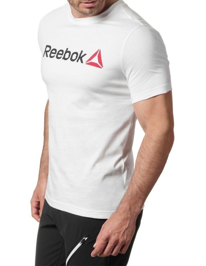Reebok Linear Read Tee image 3