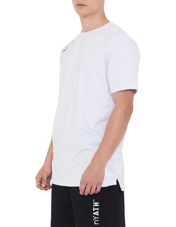 The Ath Tee With Side Seam Panel image 2