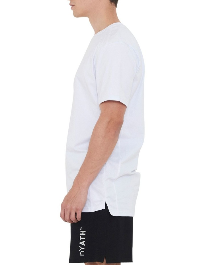 The Ath Tee With Side Seam Panel image 3