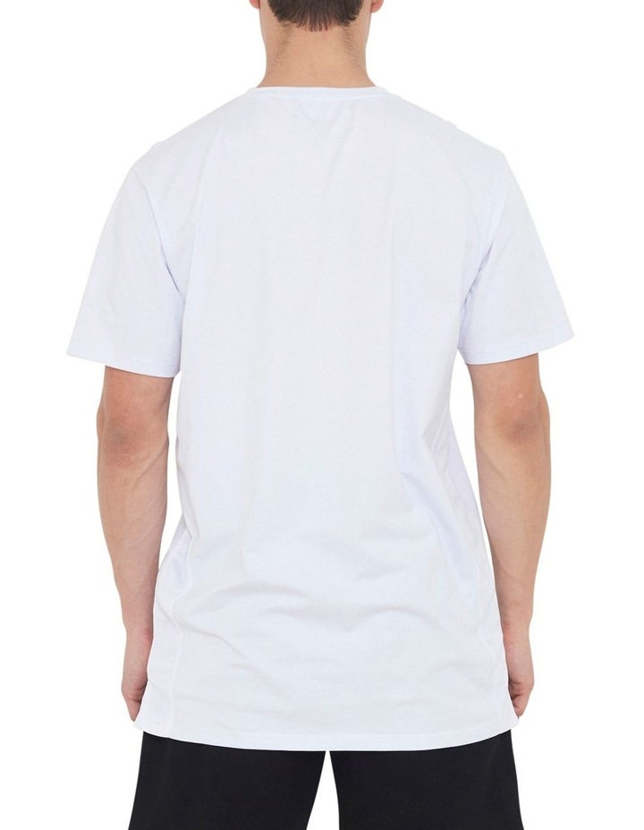 The Ath Tee With Side Seam Panel image 4