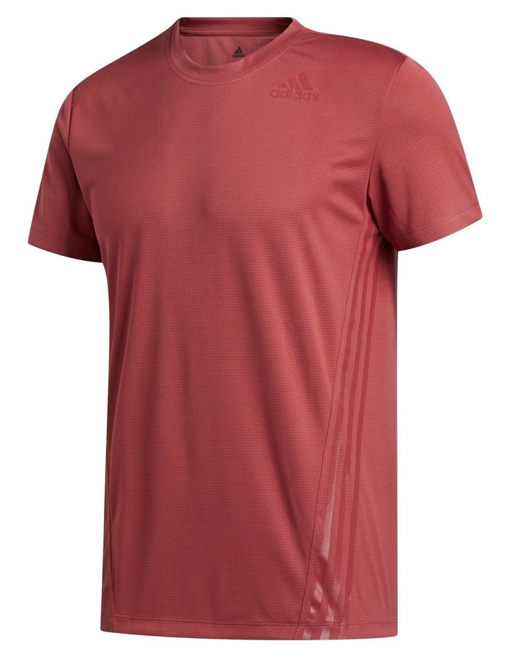 3 Stripe Aero Training Tee image 1