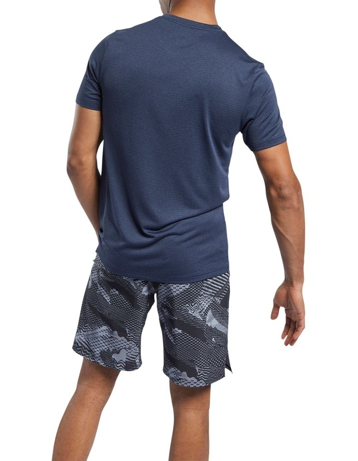 Work Out Ready Melange Tee image 2