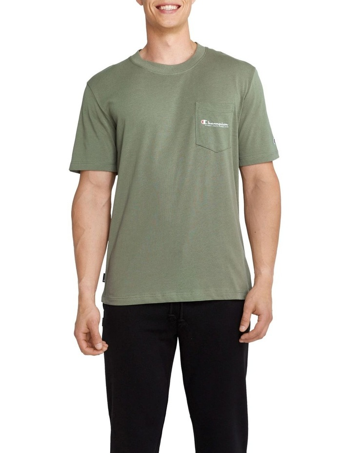 Recycled Jersey Tee image 1
