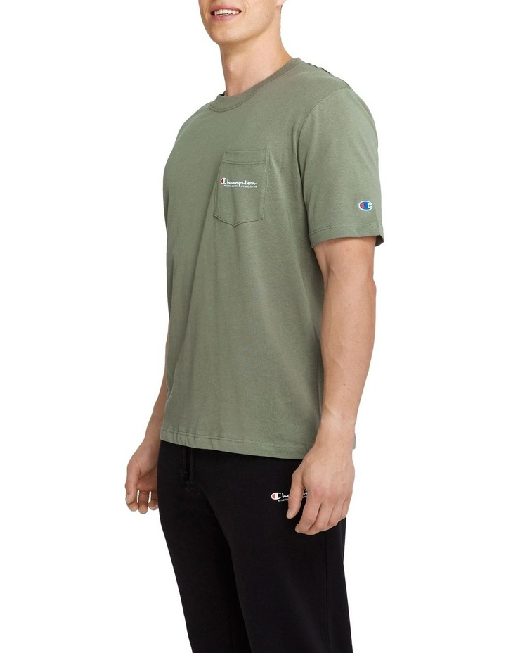 Recycled Jersey Tee image 2