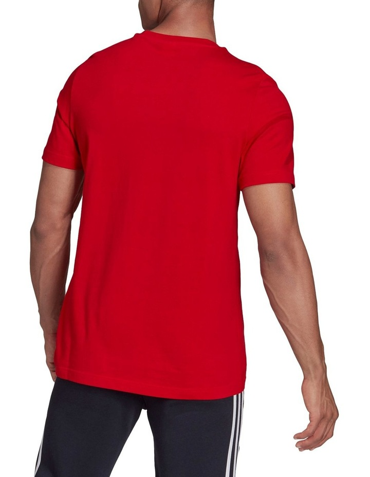 The Brand With The Three Stripes Doodle Graphic Tee image 2