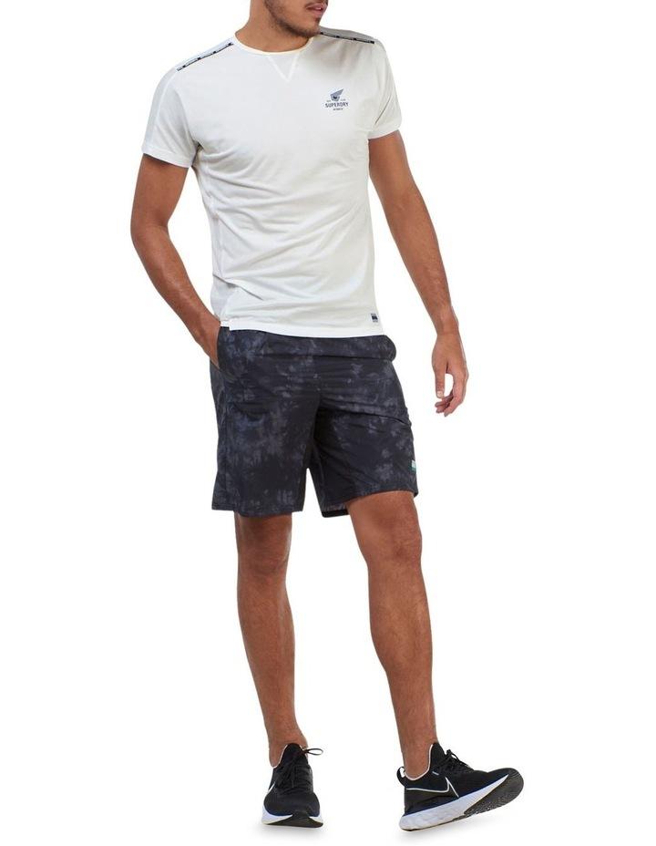 Run Short Sleeve Tee White image 2