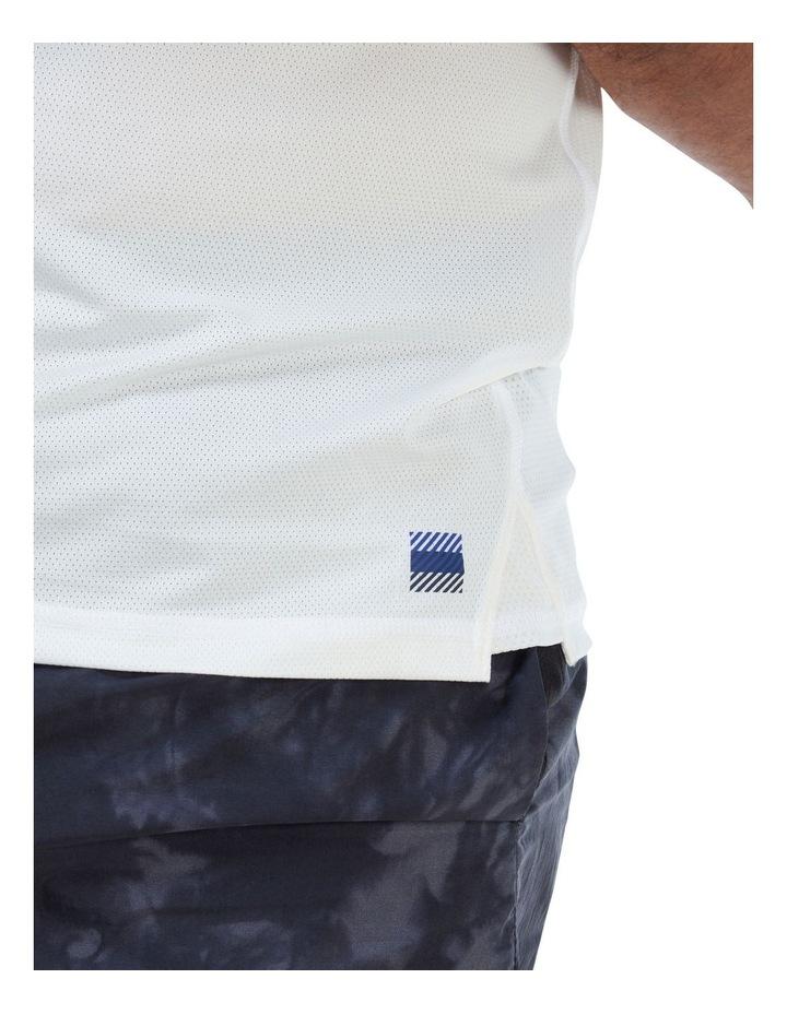 Run Short Sleeve Tee White image 6