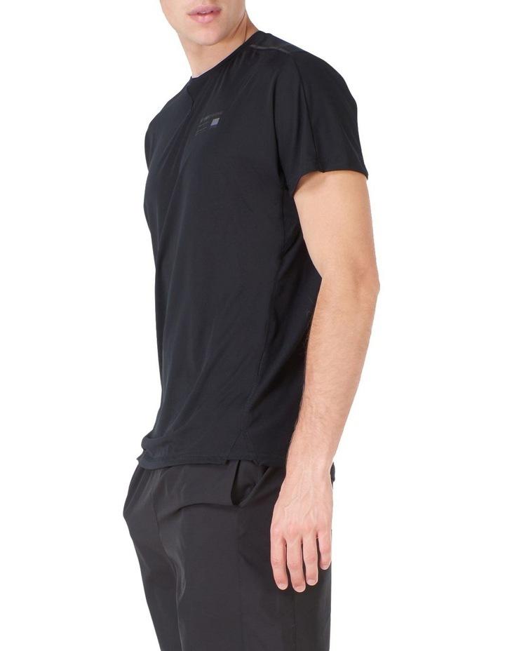 Run Short Sleeve Tee Black image 3