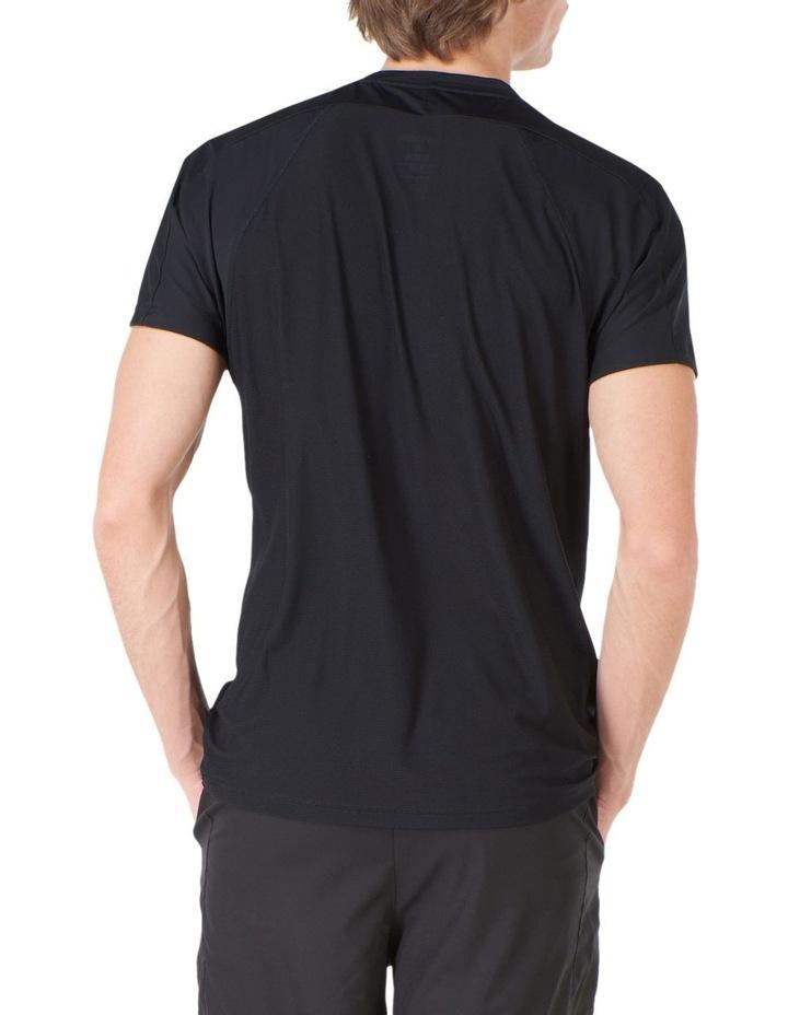 Run Short Sleeve Tee Black image 4