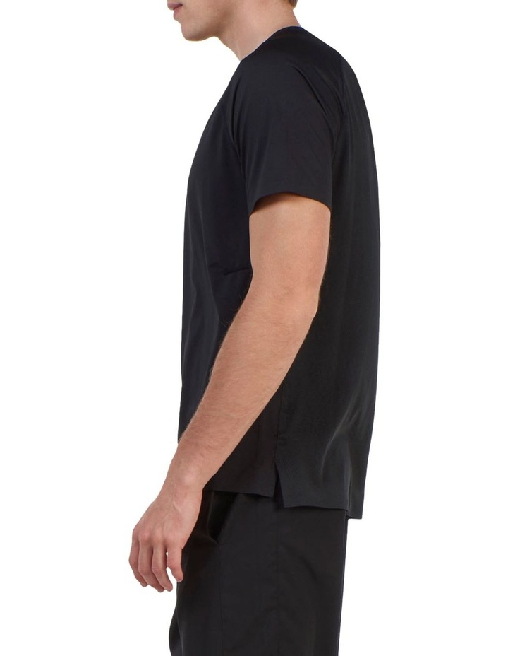 Train Premium Short Sleeve Tee Charcoal image 3