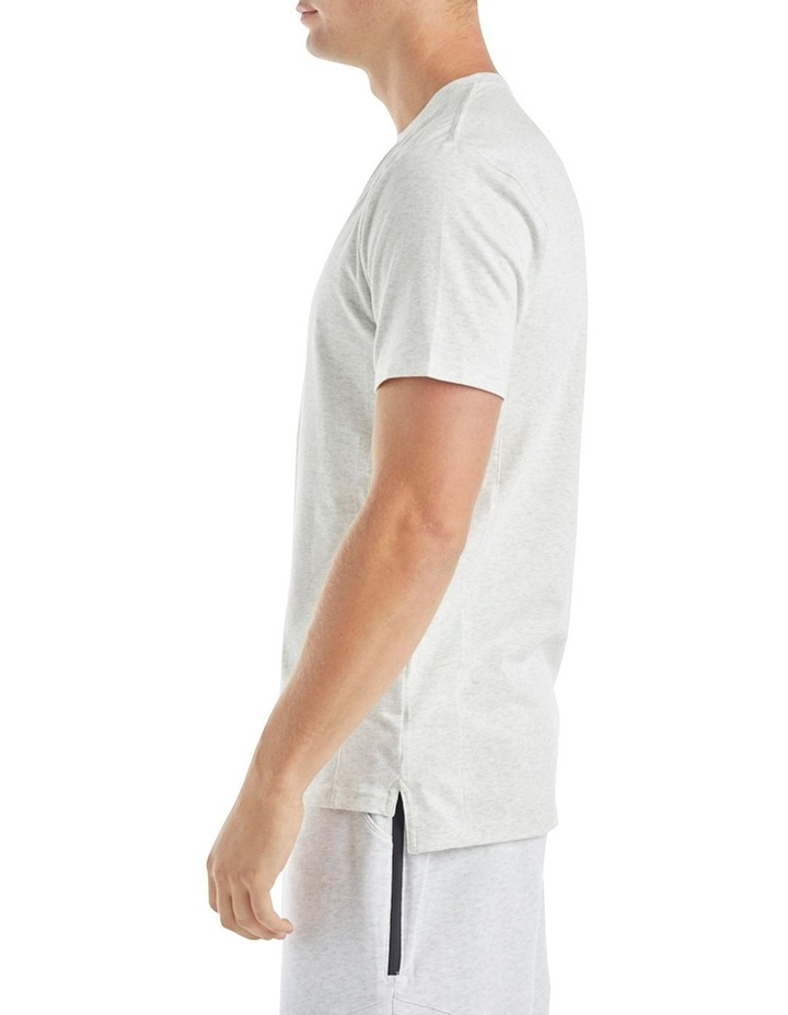 The Ath Tee White Marl image 2
