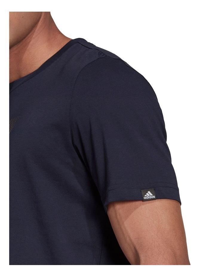 Badge Of Sport Box Foil Graphic T-Shirt image 5