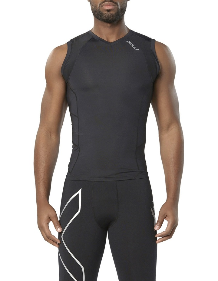 Compression Sleeveless Top image 1