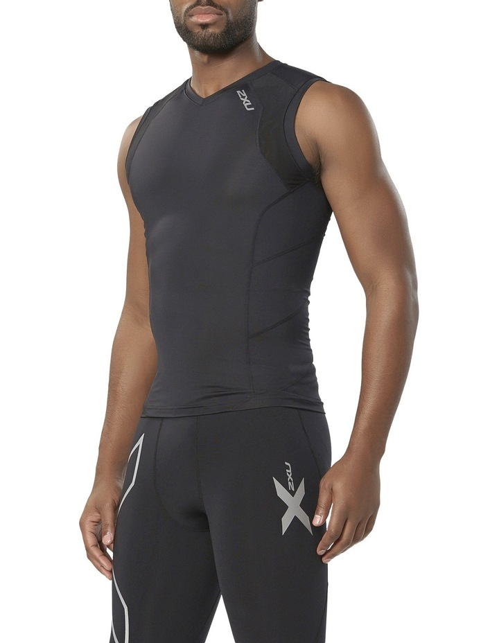 Compression Sleeveless Top image 2