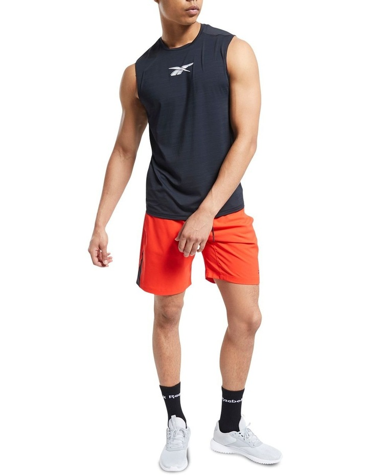 Work Out Ready Sleevess Tee image 3