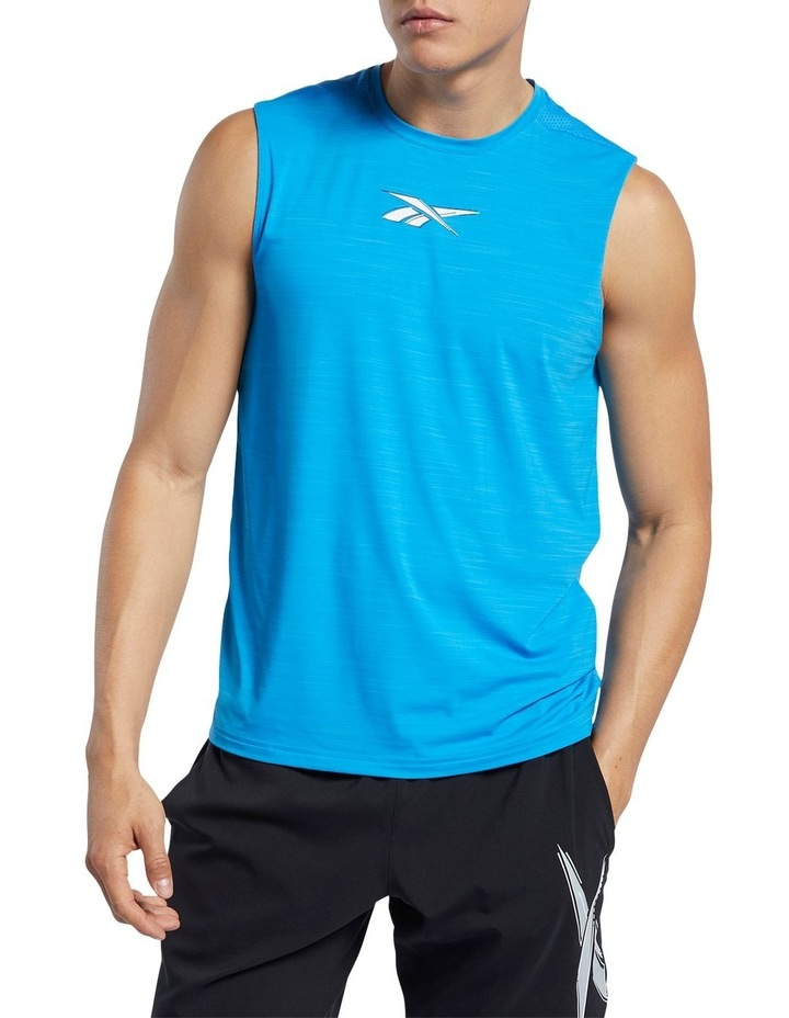 Work Out Ready Sleevess Tee image 1